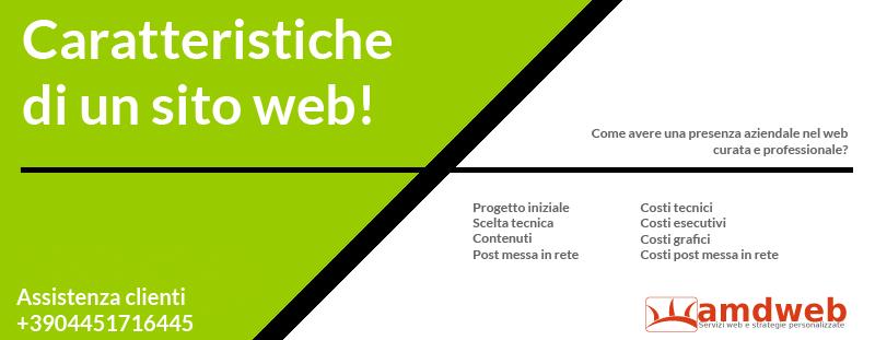 Caratteristiche di un sito web come fare cosa for Sito web di progettazione edilizia