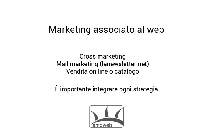 marketing associanto al web, integra la tua strategia