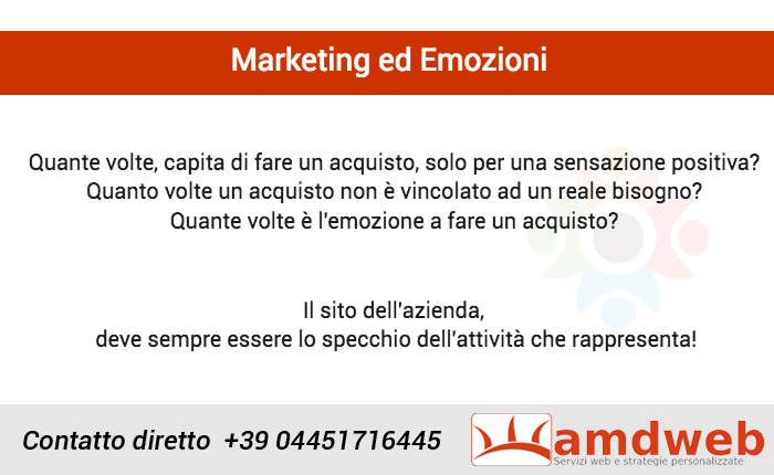 marketing ed emozioni: comperiamo per esigenza o per impulso?
