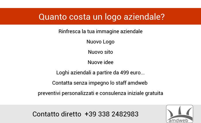 Quanto costa un logo aziendale for Quanto costa arredare un appartamento