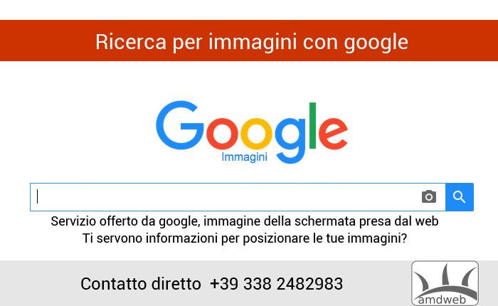 posizionare un sito On google ricerca per immagini