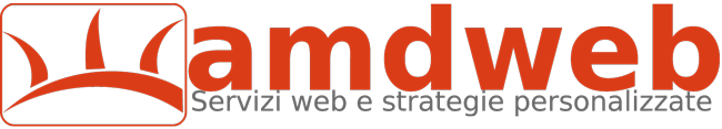 amdweb siti internet, design e marketing solutions