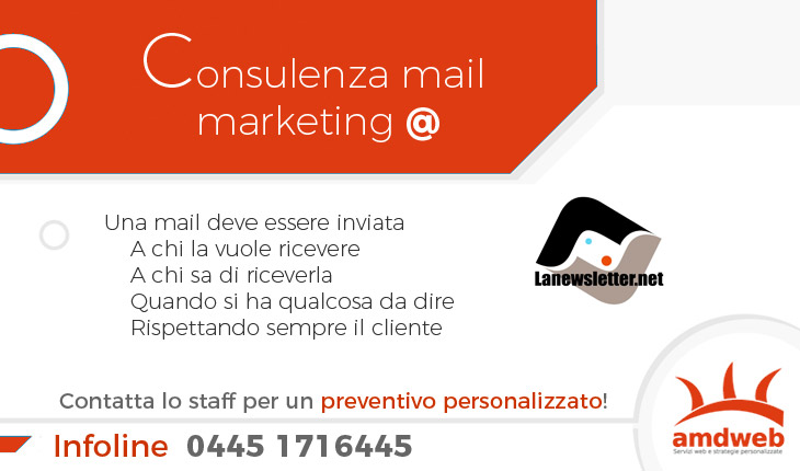 Consulenza mail marketing