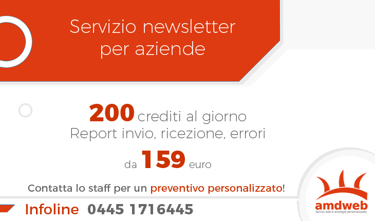 Far conoscere un sito e-commerce con la newsletter