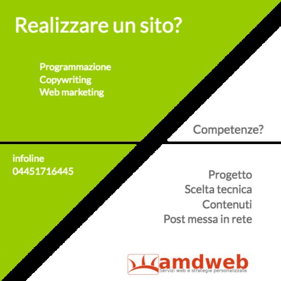 4f947104037612 idee tecniche per realizzare un sito | amdweb.it