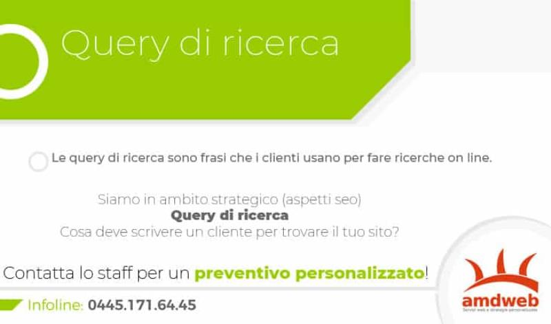 query di ricerca | consulenze amdweb.it