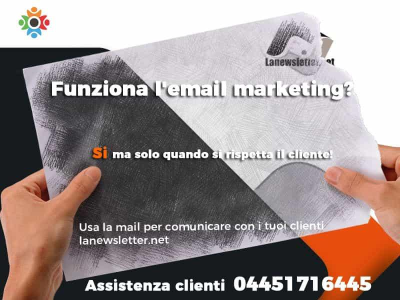Funziona il mail marketing?